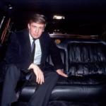 Trump's Cadillac limo up for sale at Bonhams