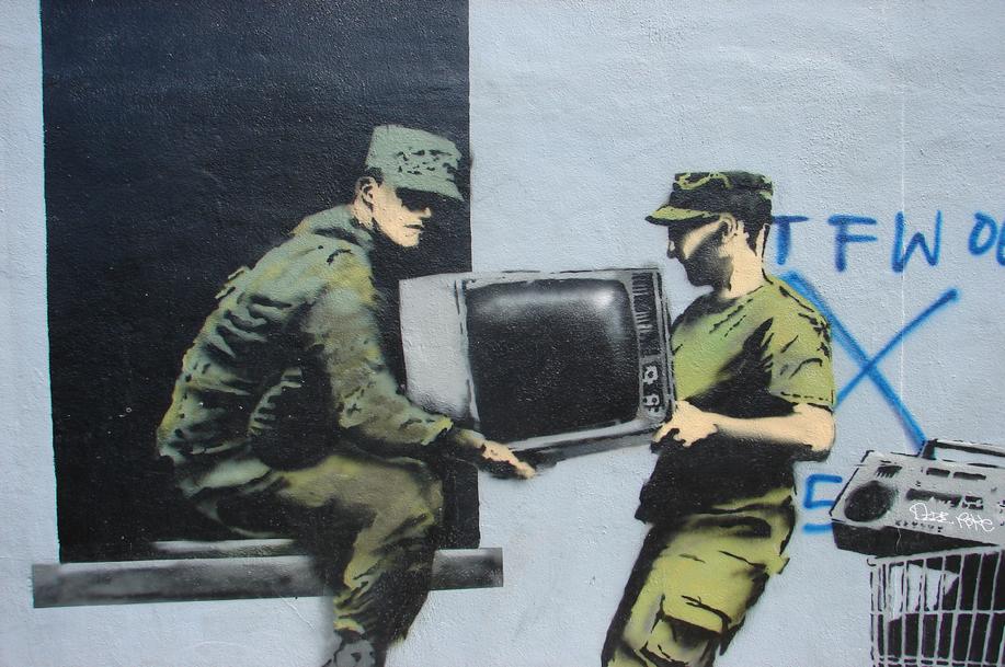 loans against banksy art