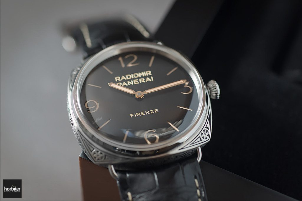 Panerai Radiomir watch featured by New Bond Street Pawnbrokers, an elite London Pawnbroker having their main London pawn shop on Bond Street