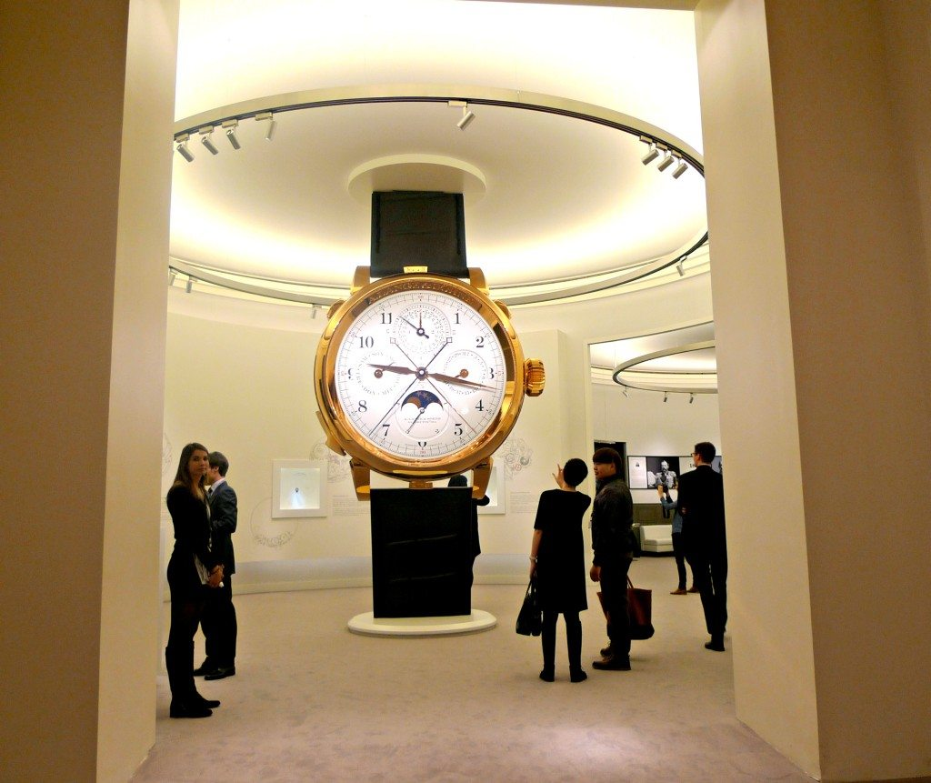 SIHH Watch Show Geneva
