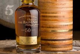 50 year old Balvenie
