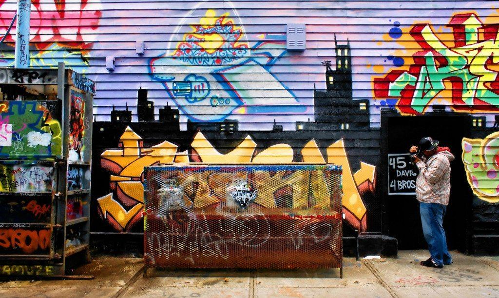 five pointz graffiti bronx