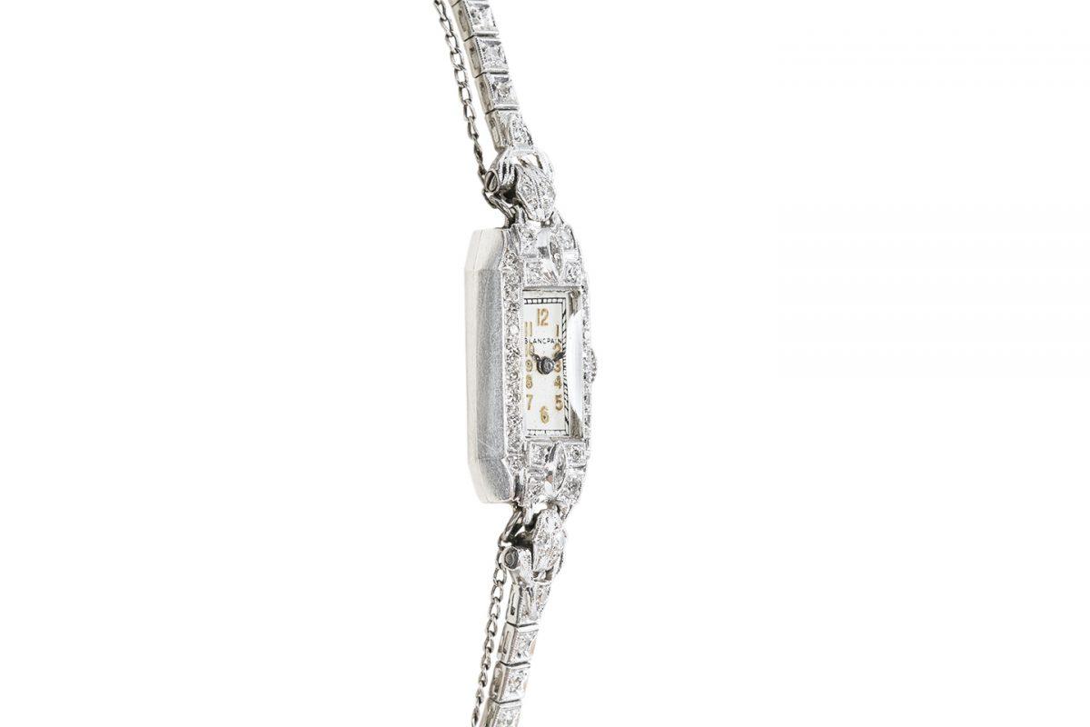 Blancpain watch owned by Marilyn Monroe.