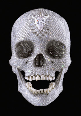 Damien Hirst- Love of God