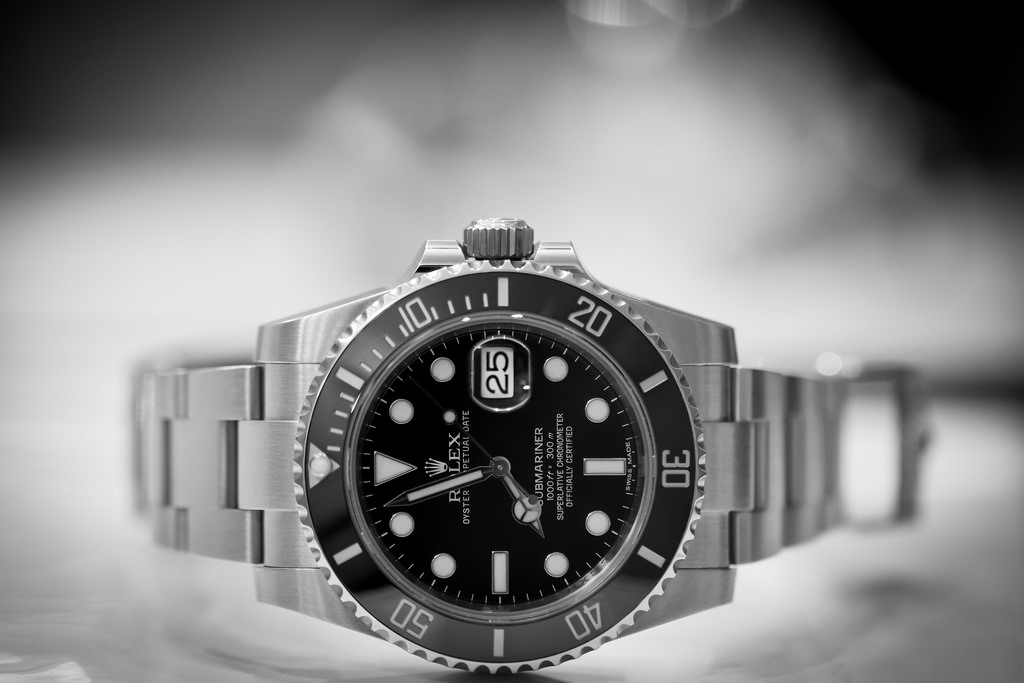 rolex loans against fine watches
