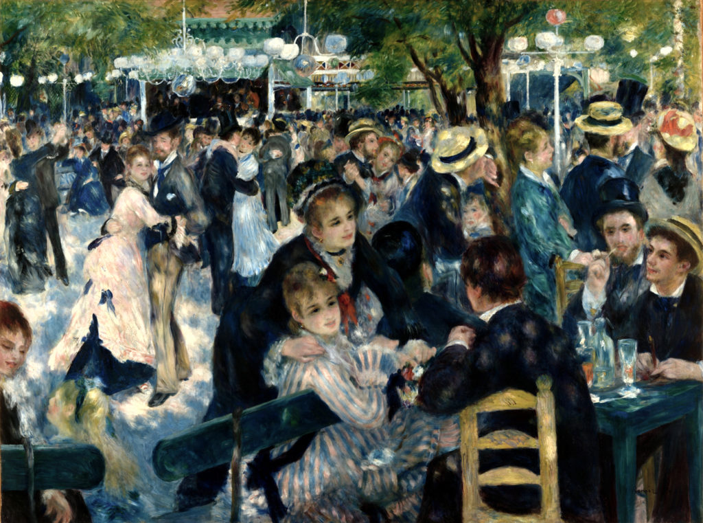 renoir how to ensure authenticity of artworkr