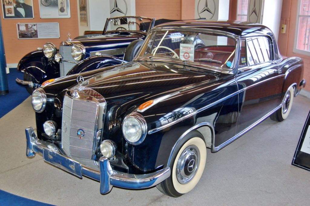 Loans against Mercedes classic cars