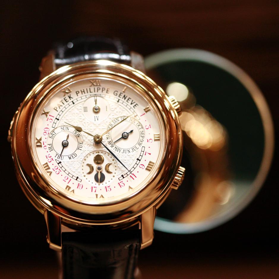 So steigern Sie den Wert Ihrer feinen Uhrensammlung