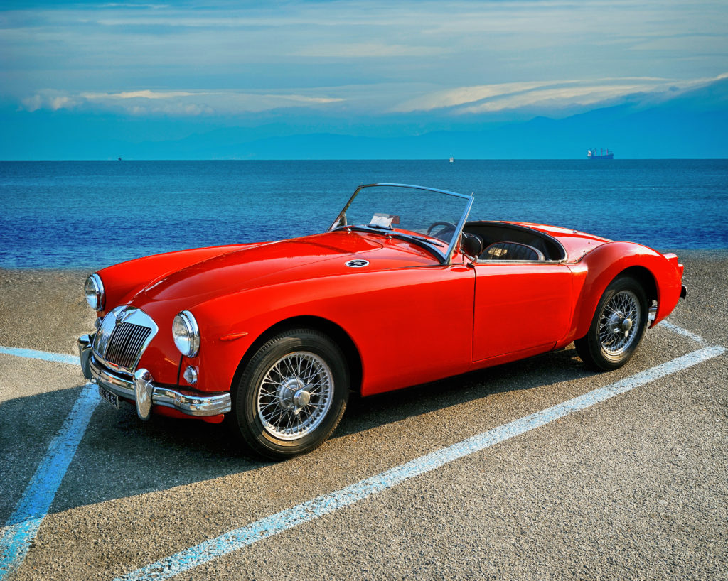mg mga best classic car investment