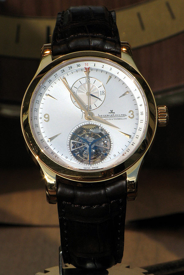 We pawn against and provide loans on jaeger LeCoultre watches
