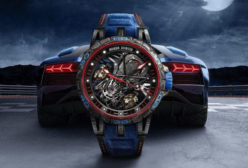 We loan on and pawn against Roger Dubuis watches