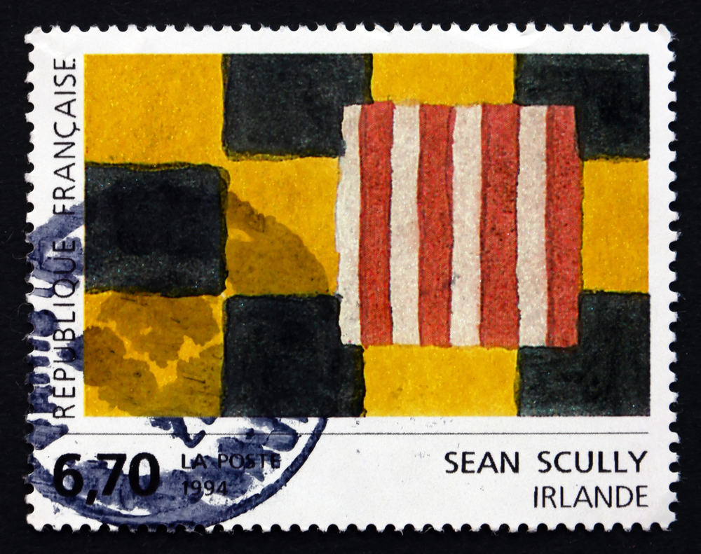 We offer loans on and pawn against Sean Scully art & paintings