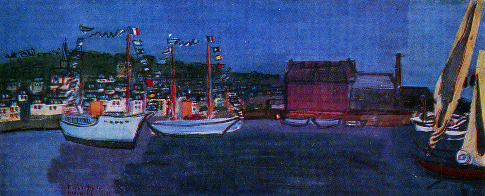 We loan and pawn against on Raoul Dufy art & paintings