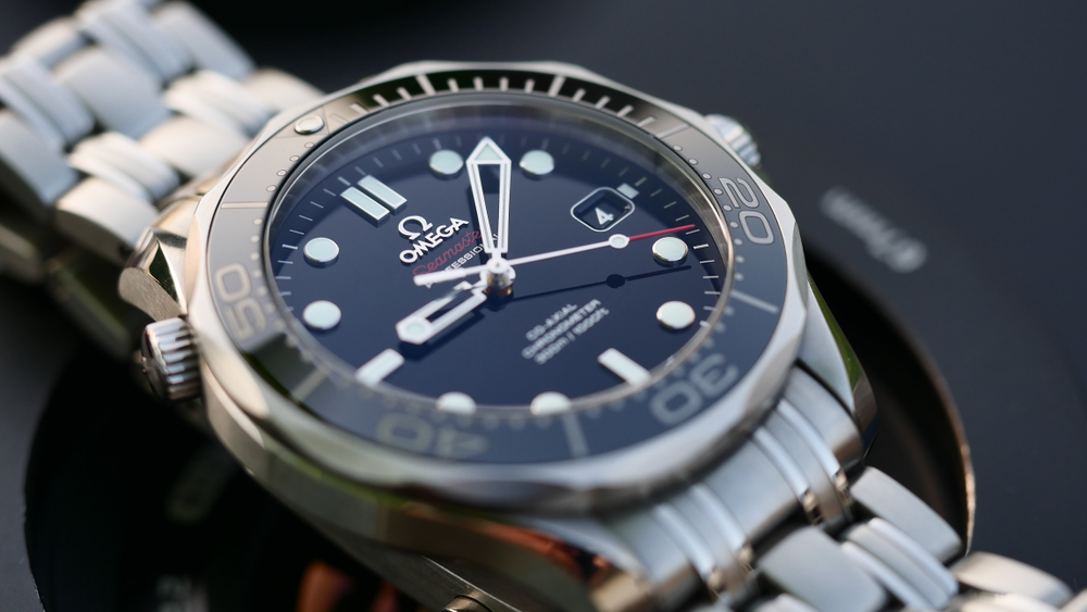 We loan on and pawn against Omega watches