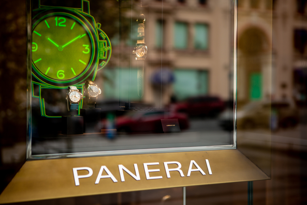 we loan on and pawn against Panerai watches