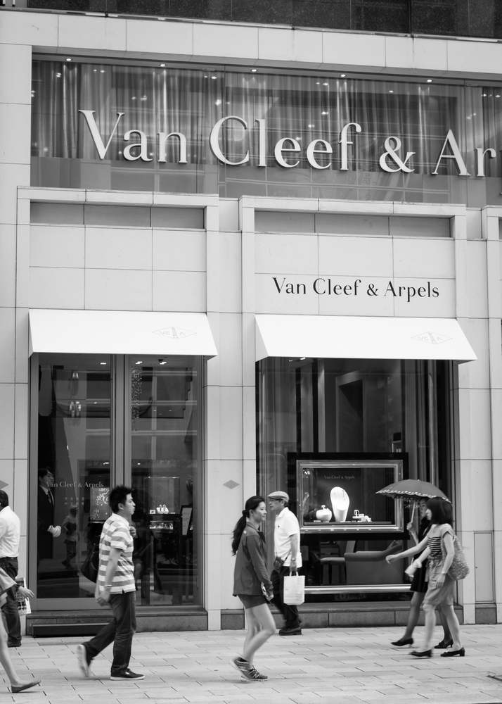 We loan & pawn against Van Cleef & Arpels watches