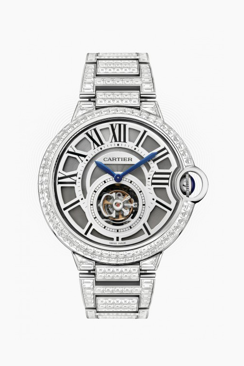 one of the most expensive Cartier watches ever produced