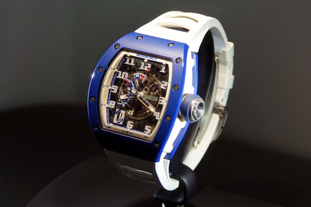We pawn against and provide loans on Richard Mille Watches in london