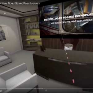 How a VR app from New Bond Street Pawnbrokers reinvents the traditional pawn shop