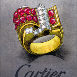 A Guide to the Cartier Rings Collections